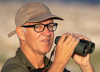 Meet Peter-Paul Schets, Bonaire's Top Birder